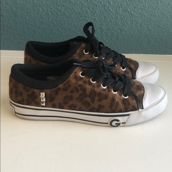G by Guess Shoes | Leopard Print Guess